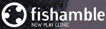 fishamble new play clinic logo